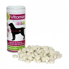 Vitomax (Витомакс) витамины для укрепления зубов и костей для собак