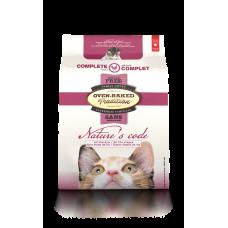Nature's Code. Повнораціонний збалансований беззерновий сухий корм для котів з м'яса курятини.