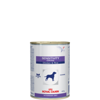 Royal Canin (Роял Канин) Sensitivity Canine Chicken консерва для собак 420г.