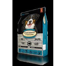 Oven-Baked Tradition повністю збалансований сухий корм для собак великих порід зі свіжого м'яса риби