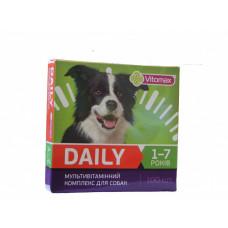 DAILY (Деили) витамины для собак 1-7 лет 100т. (100гр.)