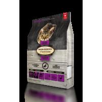 Oven-Baked Tradition беззерновой сухой корм для кошек со свежего мяса утки