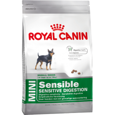 Royal Canin (Роял Канин) Mini Sensible сухой корм для собак мини пород 2000г.