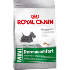 Royal Canin (Роял Канин) Mini Dermacomfort сухой корм для собак мини пород