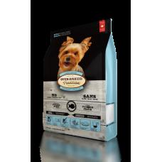 Oven-Baked Tradition повністю збалансований сухий корм для собак малих порід зі свіжого м'яса риби