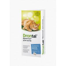 Bayer Drontal (Дронтал) для кошек