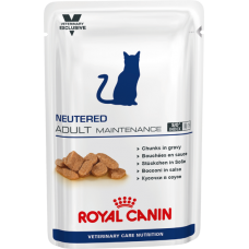 Royal Canin (Роял Канин) Neutered Adult Maintenance Feline Pouches консерва для кошек 100г.